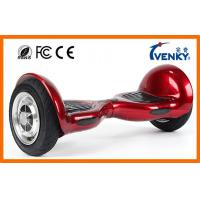 Buy cheap Venky 10 Inch Self Balancing Scooter , two wheel motorized scooter with samsung from wholesalers