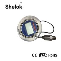 China Split Type High Pressure Digital Pressure Gauges, Manometers For Water and Gas on sale