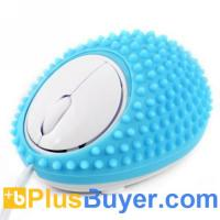 Buy cheap Hedgehog Style Wired USB Optical Massage Mouse product
