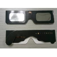 Buy cheap Eclipse Glasses for Watching Sun Spot - Safe Solar Cardboard Eclipse Shades product
