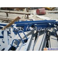 Buy cheap Flexible Climbing Formwork System Shaft Platform 1.45-3.9m Telescopic Length product