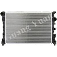 Buy cheap Aftermarket Engine Parts Mercedes Benz Radiator With Aluminum Core And Plastic Tank product