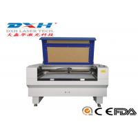 Buy cheap Desktop Laser Engraving Machine , Garment Laser Cutting Machine With CCD System product