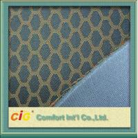 China Modern Waterproof Shuttle Auto Upholstery Fabric for Headliner / Linen , Backing With Bonding wholesale