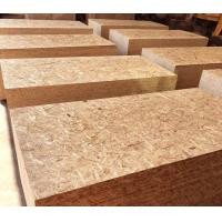 Buy cheap Natural Wood Color Oriented Strand Board 9 - 20mm Thickness With Polished Surface product