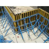Buy cheap Custom High Security Civil Formwork  , Structure concrete wall formwork product