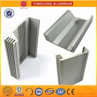 Buy cheap Building Aluminum Heatsink Extrusion Profiles Good Heat Insulation Performance product