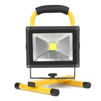 China 20W Outdoor Rechargeable LED Flood Light IP65 Waterproof with CE ROHS for Fishing on sale