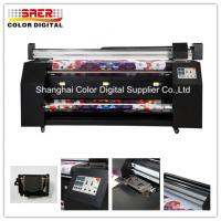 Buy cheap DX7 Print Heads Digital Flag Printer 2.2m Print Width For Fabric Directly Printing product