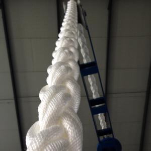 12 strand mooring towing rope lifting rope