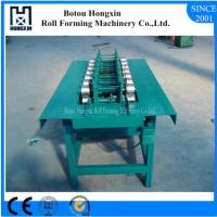 Buy cheap Building Roof Roll Forming Machine Parts With Hemming Machines 70mm Shaft product
