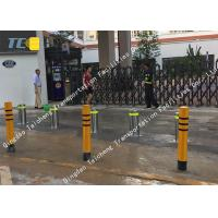 Buy cheap Warning Safety Pneumatic Bollards Rustproof For Vehicle Access Control product