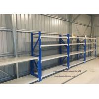 Buy cheap Four Layers Middle Duty Garage Heavy Duty Shelving Adjustable Storage Shelves product