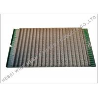 Buy cheap Single Side Tension Solid Control Shaker Screen For Model 600 HP Series Shaker from wholesalers
