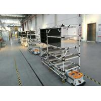 Buy cheap Stable Performance Automated Guided Robots High Reliability Running Smoothly product