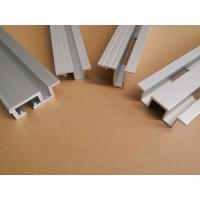 Buy cheap 8 - 10um Natural Anodized Aluminium Channel Profiles with CNC Machining Processing product