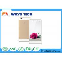 Buy cheap WDS2 Android 4g Lte Smartphones Gold Quad Core Mobile Phones product