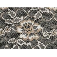 Buy cheap Nylon Metallic Lace Fabric product