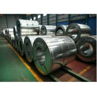 China SGCC , DX51D Hot Dipped Galvanized Steel Coils 700mm - 1500mm Width EN10326 on sale