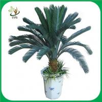 Quality UVG PLT07 Bonsai Fake Plants With Plastic Cycas Revoluta Tree For  Office For Sale