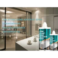 Buy cheap Odorless Ceramic Tile Grout , Epoxy Bonding Adhesive 24 Months Life product