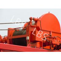 Buy cheap Low Energy Consumption Offshore Marine Tow Winch mm - 190mm Wire Diameter product