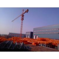 Buy cheap 30KW Civil Buildings Tower Crane TC6013-8 , 181m Attached Height product