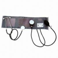 Buy cheap Aneroid Sphygmomanometer with Optional Stethoscope, OEM Orders are Welcome product