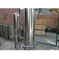 Buy cheap Energy Saving Candle Filter Purification Solid Liquid Separation High Efficiency product