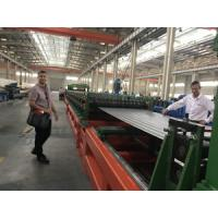 Buy cheap Automatic Steel Silo Roll Forming Machine , Working Speed 0-15m/min Adjustable product