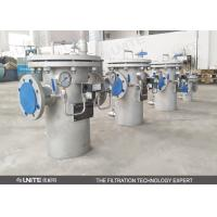Buy cheap process screen basket filter for high flow filtration product