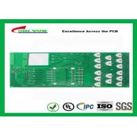 Buy cheap 2OZ Copper RoHS 2 Layer PCB Double Sided Circuit Board FR4 2.0MM product