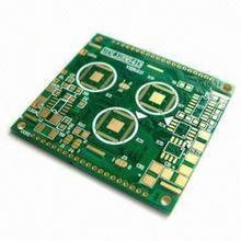 Buy cheap Подгонянный PCB золота погружения разнослоистый с зеленой маской припоя from wholesalers
