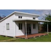Buy cheap Prefab Fashion Sandwich Panel Flat Pack Modular House Modern 2 Bedrooms 80m2 product