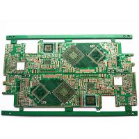 Buy cheap 4-10 Layers FR4 ENIG/HASL/OSP HDI Printed Circuit Boards With Blind&Burried holes product