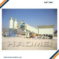 China mini concrete batch plant  for sale in canada CE certification! Best Quality Low Price Maintenance on sale