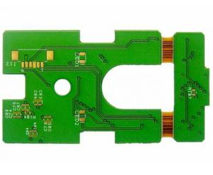 Buy cheap Remote Control Multi Color LED​ PCB Manufacturing | Printed Circuit Board product