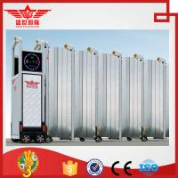 Buy cheap Newest Design Aluminum AUTOMATIC Sliding Gate Drawing-L1437 product