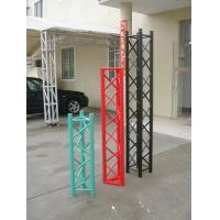 Quality Bolt Lighting Aluminum Spigot Truss Black 12m - 36m Diameter Ø 50mm 520kg - 800kg Max Loading for sale