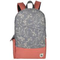 Buy cheap Patterned Female Padded Laptop Bag , 14 Inch Laptop Backpack Two Shoulder Strap product