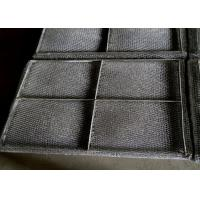Buy cheap Knitted SS Wire Mesh Mist Eliminator High Misting Efficiency And Embedded Type product