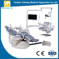 China LED Sensor Lamp Foldable Dental Unit With 2 Years Warranty wholesale