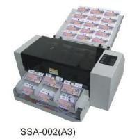 Buy cheap SSA-002 (A3) Fully Automatic Business Card Slitter product