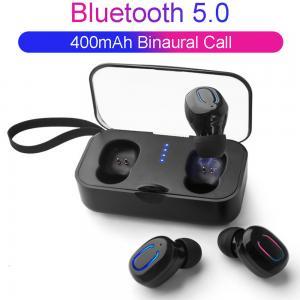 Buy cheap Bluetooth Wireless Earbuds Mini 5.0 TWS Ear-to-ear Wireless Mini Bluetooth Headset with Charging Bin product