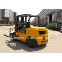 Buy cheap 3000mm Diesel Forklift Truck product