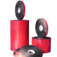 Buy cheap Red Acrylic Foam Tape Liner Release Material PE Material For Decoration product