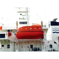 Buy cheap OEM / ODM Gravity Hinge Type Rescue Boat Davit For Lifeboat Launching product