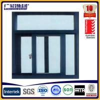 Buy cheap powder coated aluminium sliding window with screens product