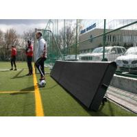 Buy cheap P10 Sports Perimeter LED Display Screen Video Wall For Advertising Video Banner product