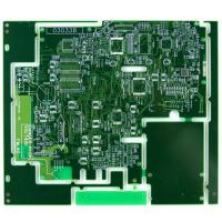 Buy cheap Green High TG 180 FR4 Rigid PCB Printed Circuit Board Manufacturing product